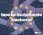 Dia Europeu de Solidariedade e Cooperação entre gerações