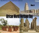 Dia do Patrimônio Mundial da África
