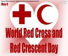 Dia Mundial da Cruz Vermelha e do Crescente Vermelho