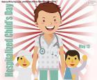 Dia da Criança Hospitalizado