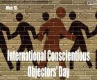 Dia Internacional da Objeção de Conscientização