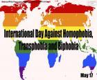 Dia Internacional Contra a Homofobia, Transfobia e Biofobia