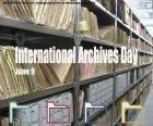 Dia Internacional dos Arquivos