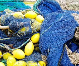 Puzle Rede de pesca