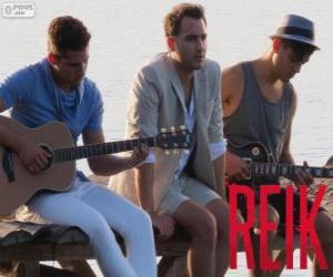 Puzle Reik é uma banda mexicana de pop