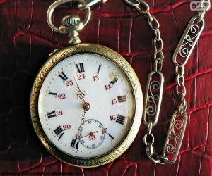 Puzle Relógio de bolso