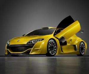 Puzle Renault Megane Trophy