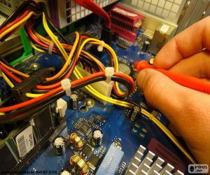 Puzle Reparação de computadores