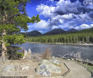 Puzle Rio Colorado, Estados Unidos