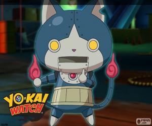 Puzle Robonyan, Yo-Kai relógio