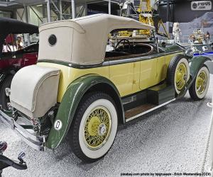 Puzle Rolls-Royce, 1929