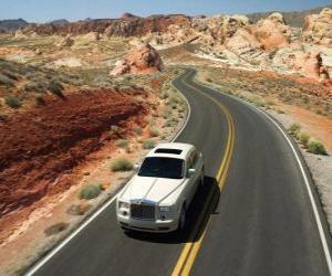 Puzle Rolls-Royce Phantom