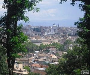 Puzle Roma, Itália