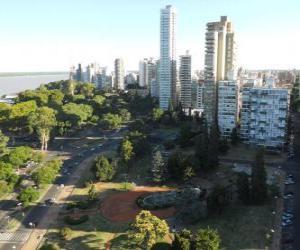 Puzle Rosario, Argentina