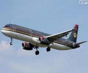 Puzle Royal Jordanian Airlines