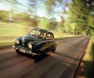 Puzle Saab 92 (1950)