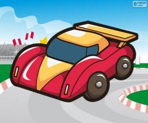 Puzle Safety car
