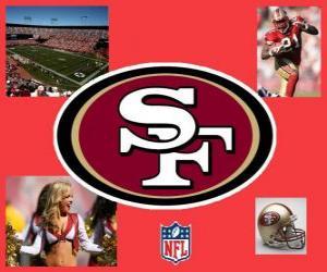 Puzle San Francisco 49ers