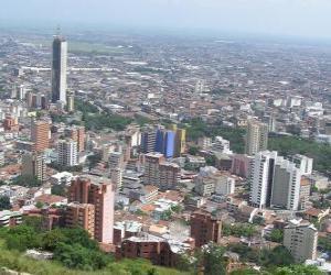Puzle Santiago de Cáli, Colômbia