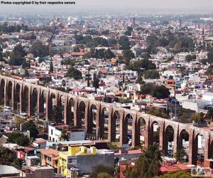Puzle Santiago de Querétaro, México