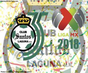 Puzle Santos, Clausura 2018