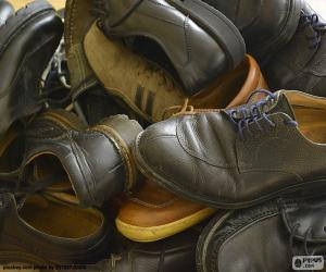 Puzle Sapatos masculinos