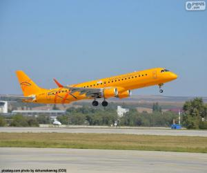 Puzle Saratov Airlines, Rússia