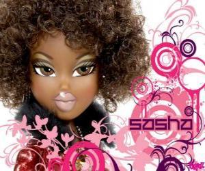 Puzle Sasha música é a sua coisa e atender a todos os clubes, festivais, bandas e filmes de dança. Are African American