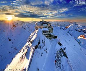 Puzle Schilthorn, Suíça
