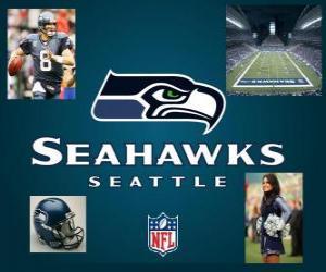 Puzle Seattle Seahawks