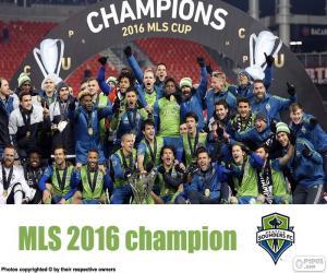Puzle Seattle Sounders, MLS 2016