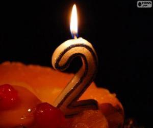 Puzle Segundo aniversário