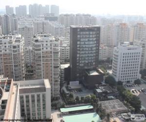 Puzle Shantou, China