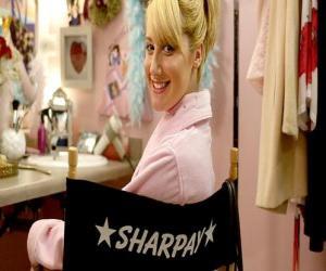 Puzle Sharpay Evans (Ashley Tisdale)