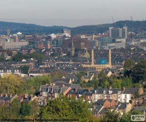 Puzle Sheffield, Reino Unido