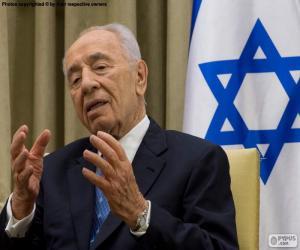 Puzle Shimon Peres