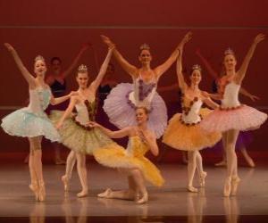 Puzle Show de balé