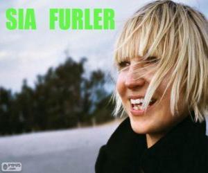 Puzle SIA Furler cantora australiana