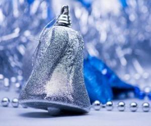 Puzle Sino de Natal prata