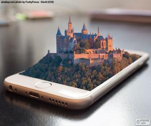 Puzle Smartphone 3D