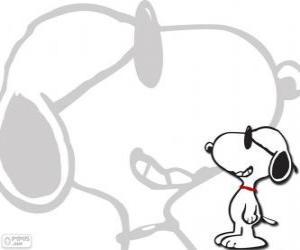 Puzle Snoopy