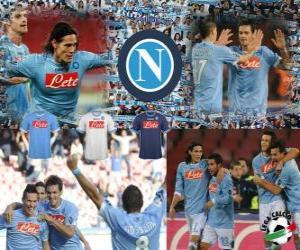 Puzle Società Sportiva Calcio Napoli