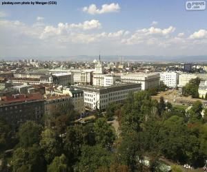 Puzle Sofia, Bulgária