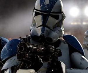 Puzle Soldado da República