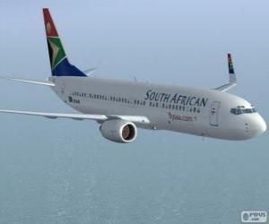 Puzle South African Airways