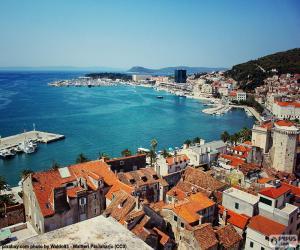Puzle Split, Croácia