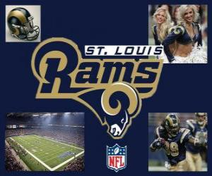 Puzle St. Louis Rams