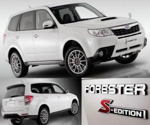 Puzle Subaru Forester S Edition