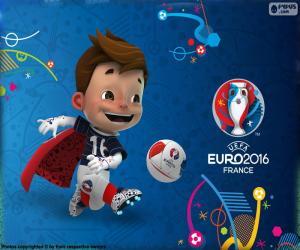 Puzle Super Victor, Euro 2016