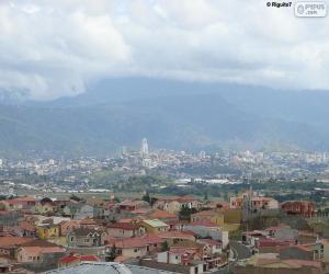 Puzle Tegucigalpa, Honduras